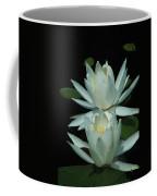 Dual Lilies Coffee Mug