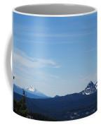 Dual Mountains Coffee Mug