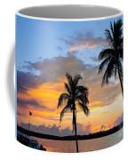 Duality At Dusk Coffee Mug