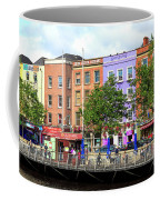 Dublin Building Colors Coffee Mug