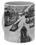 Dublin Port  Coffee Mug