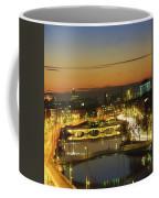 Dublin,co Dublin,irelandview Of The Coffee Mug