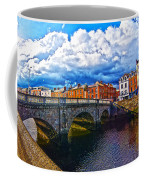 Dublin's Fairytales Around Grattan Bridge 2 Coffee Mug