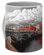 Dublin's Fairytales Around Grattan Bridge 2 V3 Coffee Mug