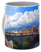 Dublin's Fairytales Around Grattan Bridge V2 Coffee Mug