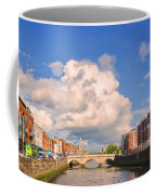 Dublin's Fairytales Around  River Liffey Coffee Mug