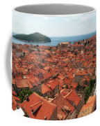 Dubrovnik Old Town Coffee Mug