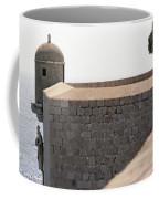 Dubrovnik The Wall Coffee Mug
