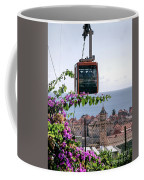 Dubrovniks Cable Car Coffee Mug