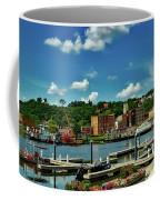 Dubuque Harbor Coffee Mug