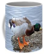 Duck Bath Alantic Beaches Nc Coffee Mug