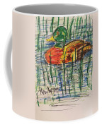 Duck Decoy Coffee Mug