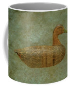 Duck Decoy Number Three Coffee Mug