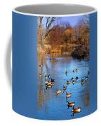 Duck Duck Goose Goose Coffee Mug