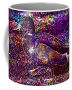 Duck Mallard Anatidae Duck Bird  Coffee Mug
