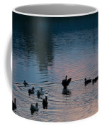 Duck Show Off Coffee Mug