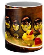 Ducky Reflections Coffee Mug