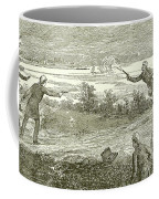 Duel Between Alexander Hamilton And Aaron Burr Coffee Mug