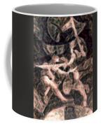 Duel In Fluidity Coffee Mug