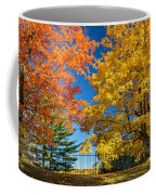 Dueling Maples Coffee Mug