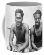 Duke And Sam Kahanamoku Coffee Mug