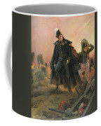 Duke Of Angouleme At The Capture Of Trocadero Coffee Mug by Hippolyte Delaroche