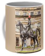 Duke Of Wellington Statue Coffee Mug