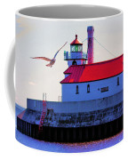 Duluth Lighthouse Coffee Mug