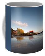 Dunaverty Rock Reflections Coffee Mug