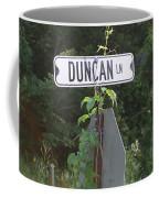 Duncan Ln Coffee Mug