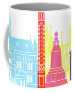 Dundee Skyline Pop Coffee Mug