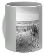 Dune - Black And White Coffee Mug