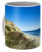 Dune Cliffs And Beach Coffee Mug
