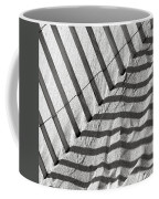 Dune Fence Coffee Mug