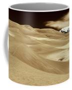 Dunes And Peak Coffee Mug