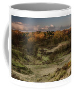 Dunes At Sunrise Coffee Mug