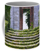 Dungeness Front Steps  Coffee Mug