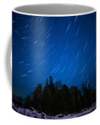 Dunks Point Star Trail Coffee Mug
