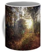 Dunmore Wood - Autumnal Morning Coffee Mug