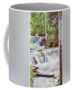 Dunn River Falls Coffee Mug