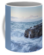 Dunure Beach Coffee Mug