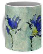 Duo Daisies - 02dp3b22 Coffee Mug