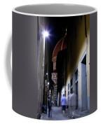 Duomo In The Dark Coffee Mug by Matthew Wolf