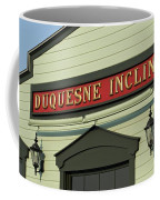 Duquesne Incline Coffee Mug