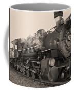 Durango Silverton 480 Sepia Coffee Mug
