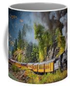 Durango-silverton Narrow Gauge Railroad Coffee Mug