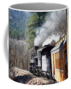 Durango Silverton Painterly 2 Coffee Mug