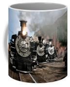 Durango - Silverton Railroad Coffee Mug