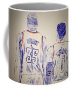 Durant And Westbrook Coffee Mug