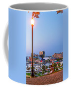 Dusk At Federal Hill Coffee Mug